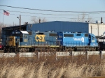 CSX 2812 & 4428